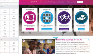 Websites for YMCA